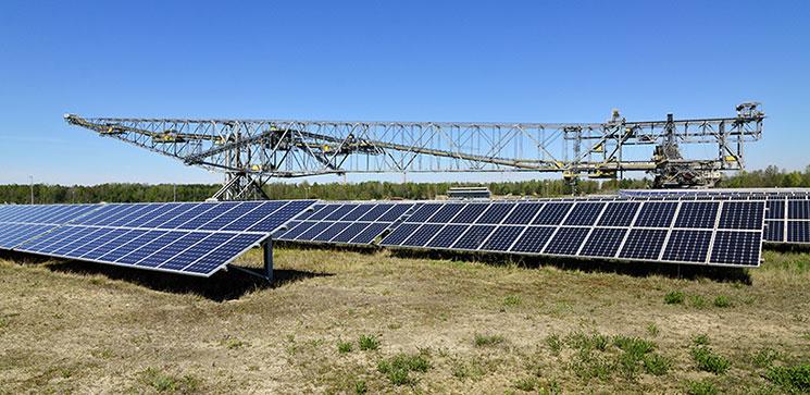 Solarpark Lichterfeld s