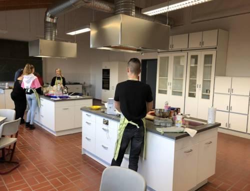 """Einrichtung einer Lehrküche in der Oberschule """"Peitzer Land"""" – Schule trifft Karpfen"""